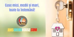 Construieste sau cumpara case la cheie in Dambovita Targoviste