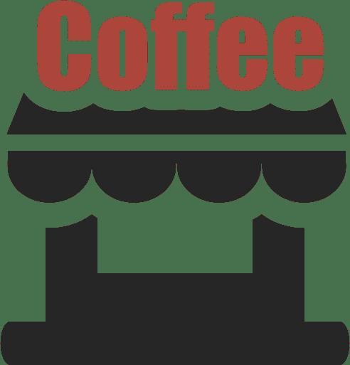 Cafea, Take Way, Cafenele